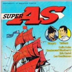 Comics : SUPER AS - HEBDOMADAIRE Nº 5 - FRANCES. Lote 155054262