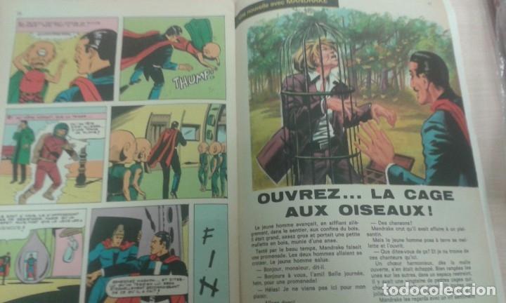 Cómics: Lote 45 cómics Mandrake en frances. Serie Chronologique. Mondes Mysterieux. tebeni Excelente estado - Foto 4 - 36205304