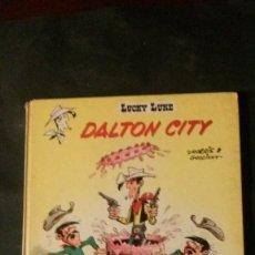 Cómics: LUCKY LUKE-DALTON CITY-DARGAUD ÉDITEUR-EN FRANCÉS-1969. Lote 155652286