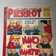 Cómics: COMIC PIERROT BELGA. Lote 155720130