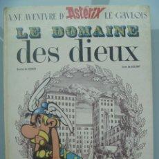Cómics: ASTERIX LA GAULOIS : LE DOMAINE DES DIEUX . DE DARGAUD . ORIGINAL EN FRANCES. Lote 156612750