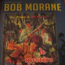 Cómics: BOB MORANE-LE MYSTERE DE LA ZONE Z-VERNES-FORTON. Lote 156646690