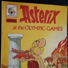 Cómics: ASTERIX AT THE OLYMPIC GAMES - INGLES. Lote 156696154