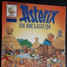 Cómics: ASTERIX IN BELGIUM - INGLES. Lote 156697046