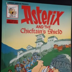 Cómics: ASTERIX AND THE CHIEFTAIN'S SHIELD - INGLES. Lote 156697610