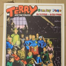 Cómics: TERRY AND THE PIRATES. SUNDAY PAGE 12/9/1934-8/23/1936. Nº 1. COMIC ART EDITRICE. ITALIANO. Lote 156837442