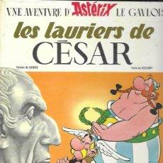Cómics: ASTÉRIX. LES LAURIERS DE CÉSAR. DARGAUD, 1972 (FRANCIA). Lote 156846961