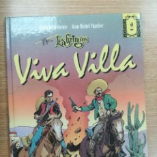 Cómics: LES GRINGOS #2 VIVA VILLA (DARGAUD). Lote 157371266