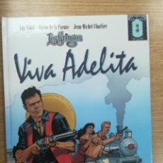 Cómics: LES GRINGOS #3 VIVA ADELITA (ASPEN). Lote 157371270