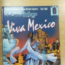 Cómics: LES GRINGOS #4 VIVA MEXICO (ASPEN). Lote 157371274
