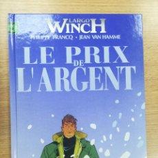 Cómics: LARGO WINCH #13 LE PRIX DE L'ARGENT (DUPUIS). Lote 157371286