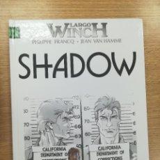 Fumetti: LARGO WINCH #12 SHADOW (DUPUIS). Lote 157371306