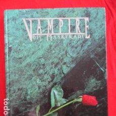 Cómics: VAMPIRE DIE MASKERADE - DE JUSTIN R.,BATES, ANDREW,BRUCATO, PHIL ACHILLI (EN ALEMAN). Lote 157874106