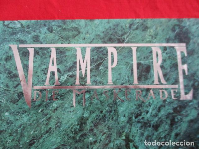 Cómics: VAMPIRE DIE MASKERADE - de Justin R.,Bates, Andrew,Brucato, Phil Achilli (EN ALEMAN) - Foto 2 - 157874106