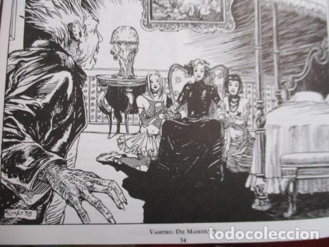 Cómics: VAMPIRE DIE MASKERADE - de Justin R.,Bates, Andrew,Brucato, Phil Achilli (EN ALEMAN) - Foto 13 - 157874106
