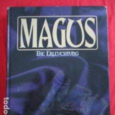 Cómics: MAGUS DIE ERLEUCHTUNG (EN ALEMAN). Lote 157875818