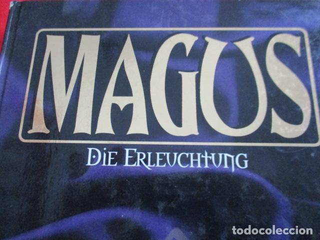 Cómics: MAGUS DIE ERLEUCHTUNG (EN ALEMAN) - Foto 2 - 157875818