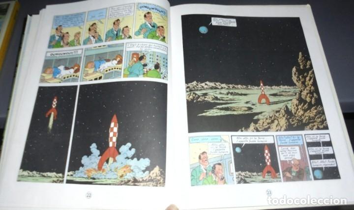 Cómics: HERGE. LES AVENTURES DE TINTIN. ON A MARCHE SUR LA LUNE. EDITORIAL CASTERMAN. 1982. EN FRANCES - Foto 5 - 114753935