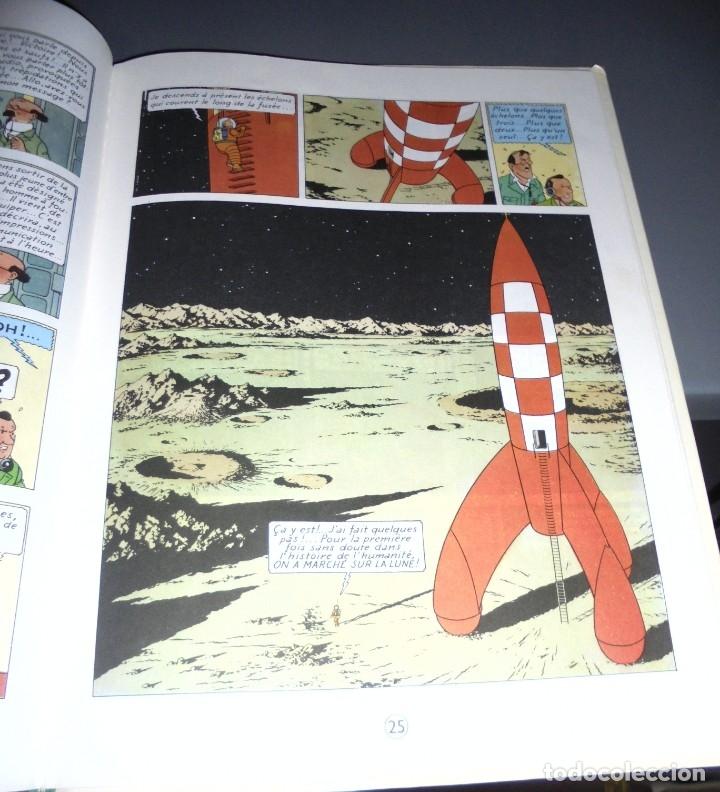 Cómics: HERGE. LES AVENTURES DE TINTIN. ON A MARCHE SUR LA LUNE. EDITORIAL CASTERMAN. 1982. EN FRANCES - Foto 6 - 114753935