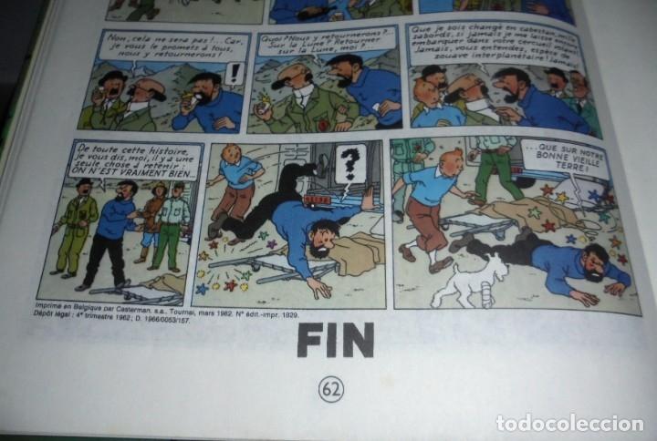 Cómics: HERGE. LES AVENTURES DE TINTIN. ON A MARCHE SUR LA LUNE. EDITORIAL CASTERMAN. 1982. EN FRANCES - Foto 9 - 114753935