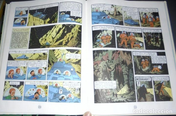 Cómics: HERGE. LES AVENTURES DE TINTIN. ON A MARCHE SUR LA LUNE. EDITORIAL CASTERMAN. 1982. EN FRANCES - Foto 7 - 114753935