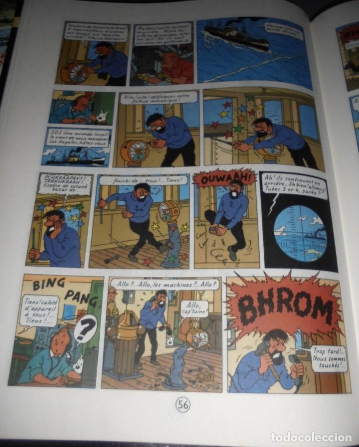 Cómics: HERGE. LES AVENTURES DE TINTIN. COKE EN STOCK. EDITORIAL CASTERMAN. 1987. EN FRANCES - Foto 8 - 151391509