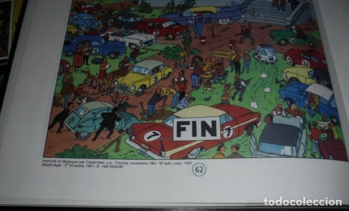 Cómics: HERGE. LES AVENTURES DE TINTIN. COKE EN STOCK. EDITORIAL CASTERMAN. 1987. EN FRANCES - Foto 10 - 151391509