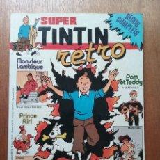 Cómics: SUPER TINTIN RETRO, 21, LOMBARD, 1983. Lote 158316114