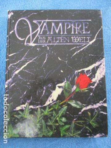 VAMPIRE AUS DER ALTEN WELT (EN ALEMAN) (Tebeos y Comics - Comics Lengua Extranjera - Comics Europeos)
