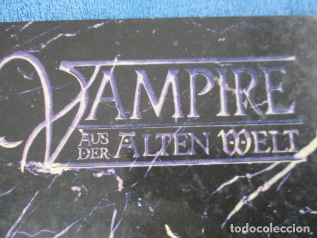 Cómics: VAMPIRE AUS DER ALTEN WELT (EN ALEMAN) - Foto 4 - 158316250