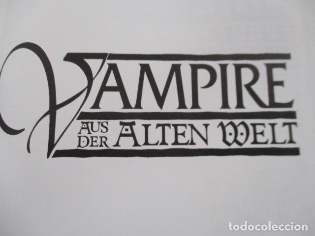 Cómics: VAMPIRE AUS DER ALTEN WELT (EN ALEMAN) - Foto 10 - 158316250