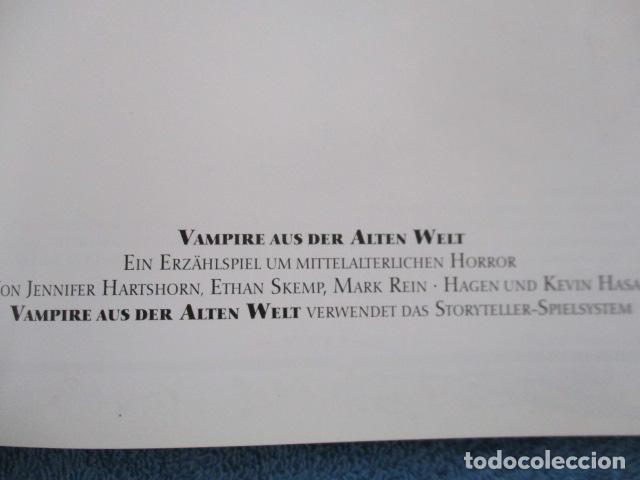 Cómics: VAMPIRE AUS DER ALTEN WELT (EN ALEMAN) - Foto 11 - 158316250