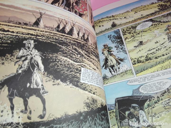 Cómics: COMIC-WANHOOP EN DOOD OP DE PRAIRIE-COMANCHE 2-LOMBARD-NEEDANLÉRS-1978-COMO NUEVO-VER FOTOS - Foto 8 - 160009798