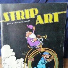 Cómics: STRIP ART COMIC 1979 DE LA ANTIGUA YUGOSLAVIA . Lote 160535870