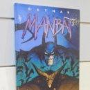 Cómics: TOMO TAPA DURA BATMAN MANBAT 3 JAMIE DELANO Y JOHN BOLTON - EN FRANCES EDITIONS USA. Lote 160626474