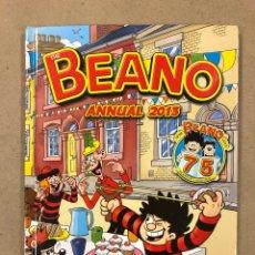 Cómics: THE BEANO (ANNUAL 2013). EN INGLÉS. DC THOMSON 2012.. Lote 161217169