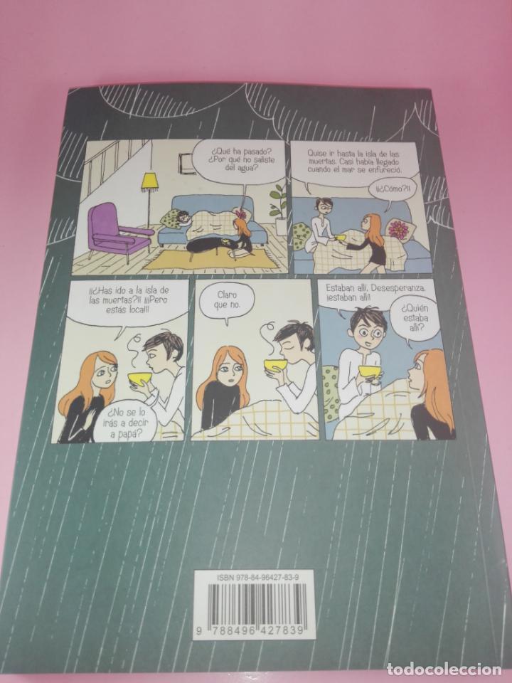 Cómics: COMIC-TORMENTA Y DESESPERANZA-LUCIE DURBIANO-PONENT MONT-2008-126 PÁGINAS-NUEVO-VER FOTOS - Foto 4 - 161597578
