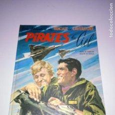 Cómics: COMIC-PIRATES DU CIEL-FRANCÉS-4º T.1968-COLOR-DARGAUD EDITOR-VER FOTOS. Lote 161889626