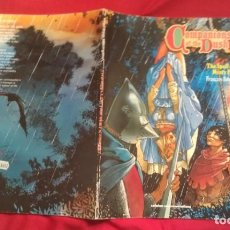Cómics: LOS COMPAÑEROS DEL CREPUSCULO - THE SPELL OF THE MISTY FOREST - FRANCOIS BOURGEON -COMPANION OF THE. Lote 163583426