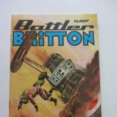 Cómics: COMIC FRANCES BATTLES BRITTON 1961 Nº 171 BELICO ET. Lote 164955282