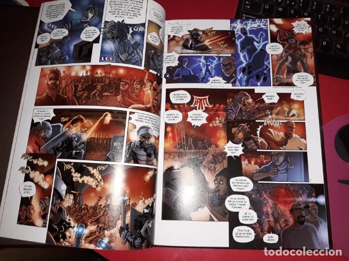 I AM IMPERIAL ASIATIC MEN SOCIETE GENERALE 2007 FRANÇAIS (Tebeos y Comics - Comics Lengua Extranjera - Comics Europeos)