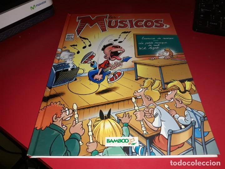 LES MUSICOS BAMBOO 1ª EDITION 2004 FRANÇAIS (Tebeos y Comics - Comics Lengua Extranjera - Comics Europeos)