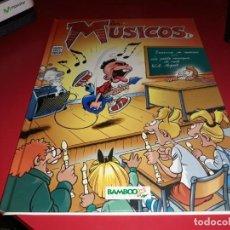 Cómics: LES MUSICOS BAMBOO 1ª EDITION 2004 FRANÇAIS. Lote 165163994