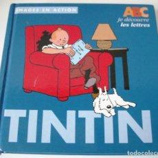 Cómics: HERGÉ / TINTIN - A B C. Lote 165185110