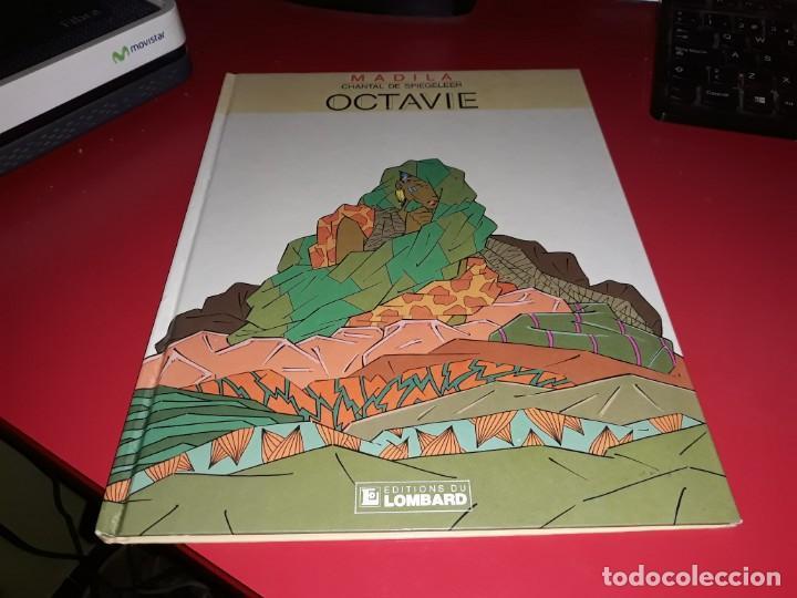 OCTAVIE MADILA EDITIONS DU LOMBARD 1992 FRANÇAIS (Tebeos y Comics - Comics Lengua Extranjera - Comics Europeos)