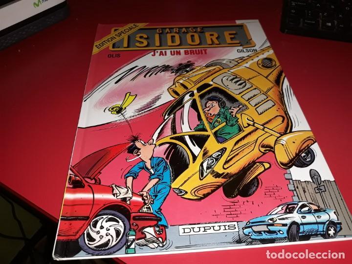 GARAGE ISIDORE EDITION SPECIALE : J´AI UN BRUIT DUPUIS 1999 FRANÇAIS (Tebeos y Comics - Comics Lengua Extranjera - Comics Europeos)