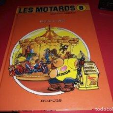 Cómics: LES MOTARDS Nº 8 MOTOS A GOGO DUPUIS 1992 FRANÇAIS. Lote 165229734