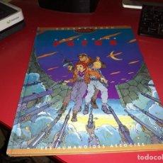 Cómics: CAPITAINE FUTUR LES HUMANOÏDES ASSOCIÉS 1ª EDITION 1990 FRANÇAIS. Lote 165241726