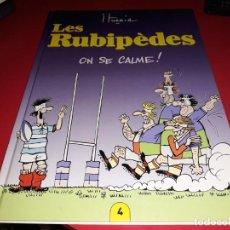 Cómics: LES RUBIPÈDES Nº 4 ON SE CALME! ITURRIA FRANÇAIS. Lote 165292398