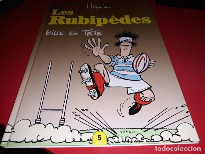 LES RUBIPÈDES Nº 5 BILLE EN TÊTE ITURRIA FRANÇAIS (Tebeos y Comics - Comics Lengua Extranjera - Comics Europeos)